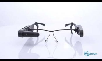Streye Enterprise Video Call on the Vuzix M300