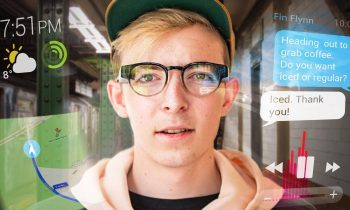 Smart Glasses Test! Trying Amazon's New Version of Google Glass