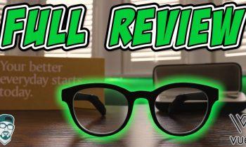 Vue Bone Conduction Smart Glasses – The Full Review