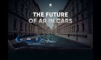 Future of Augmented reality (AR) in Cars