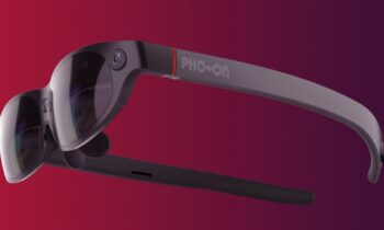 The World's First Augmented Reality Gaming System | Shadow Creator Photon Lens