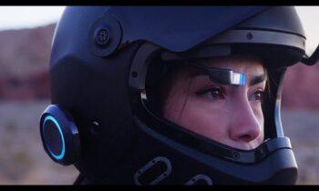 Now On Kickstarter: EyeRide HUD | Make Your Helmet Smart